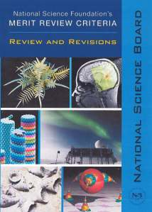 Cover of NSB Merit Review Report