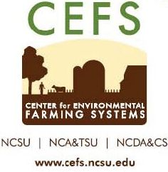 Logo for Center for Environmental Farming Systems