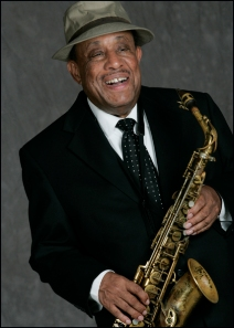 Lou Donaldson, alto saxophonist and N.C. A&T alumnus
