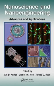 Cover of nanotechnology book produced by JSNN researchers