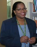 NSF official Sylvia James