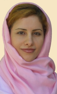 Headshot of Dr. Aghah